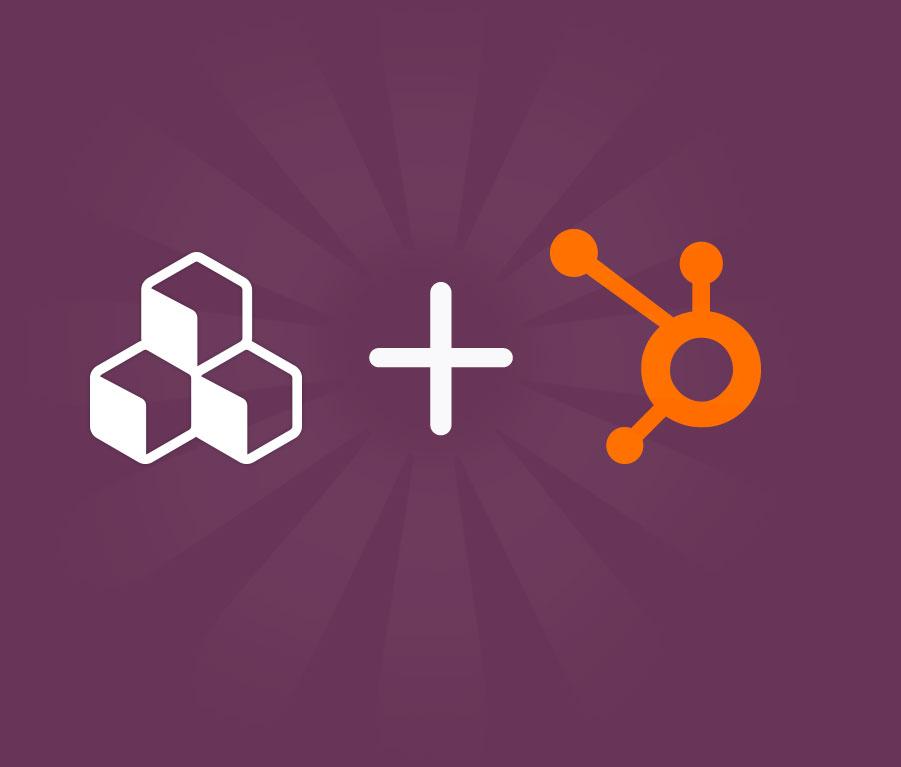 HubSpot email template builder