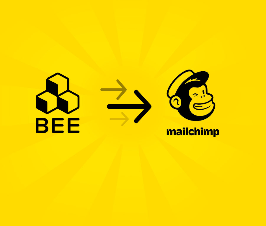 MailChimp email template builder