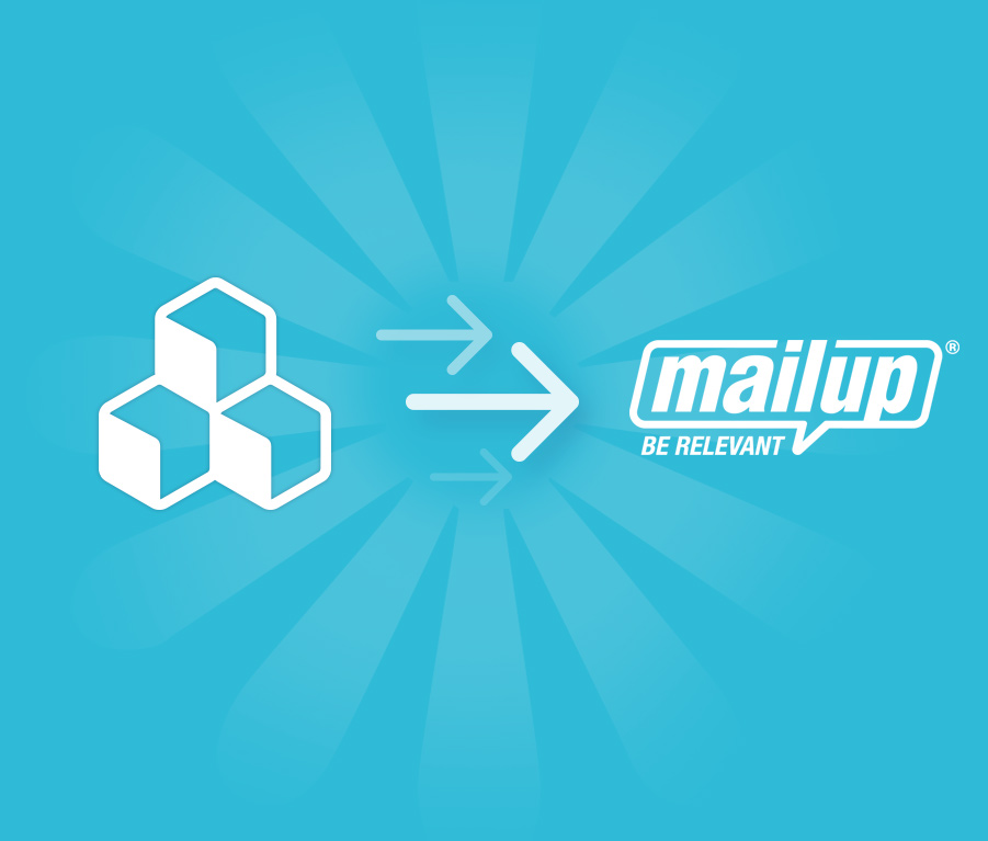 MailUp email template builder